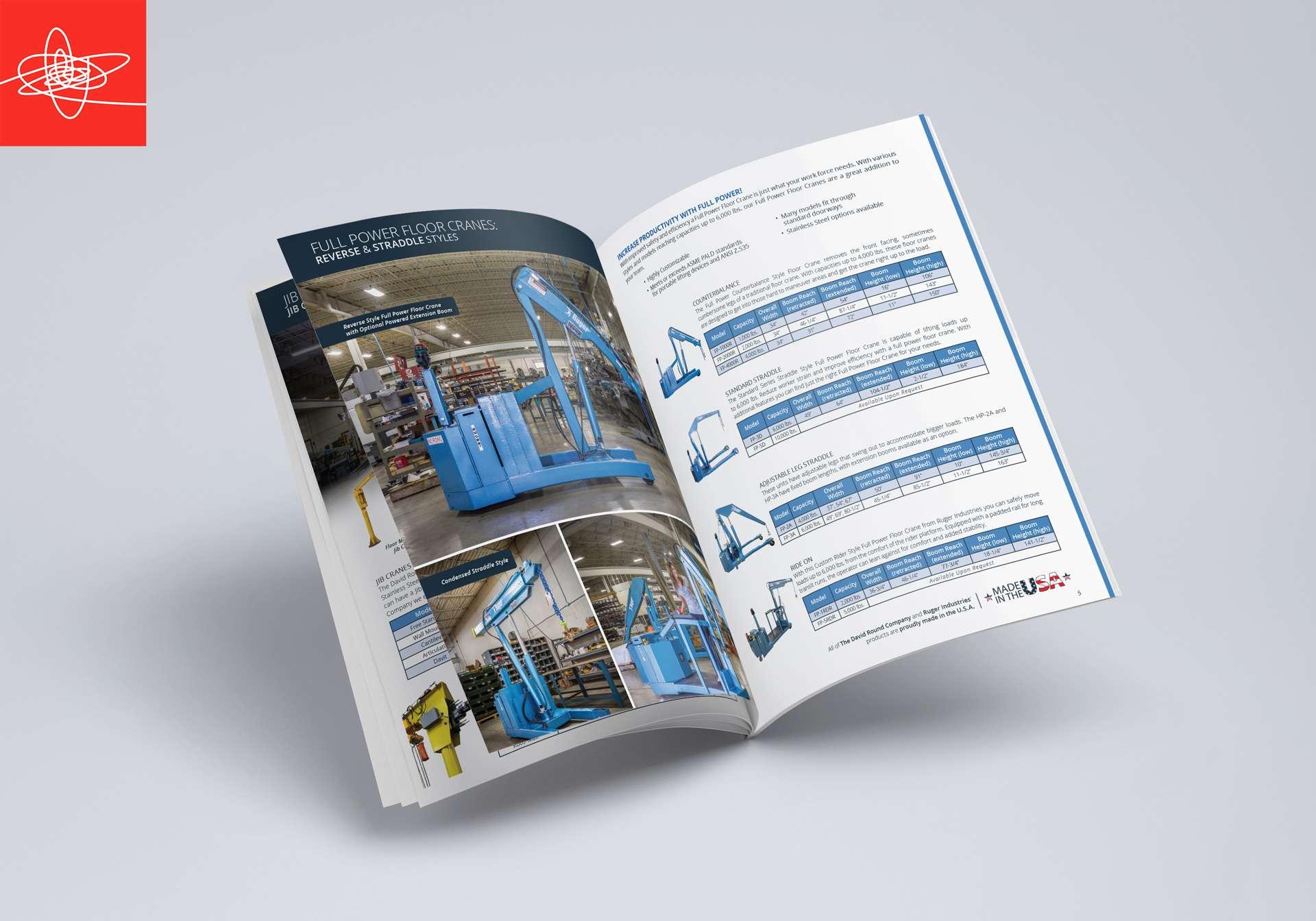 DavidRound - Catalog - On-Demand Printing