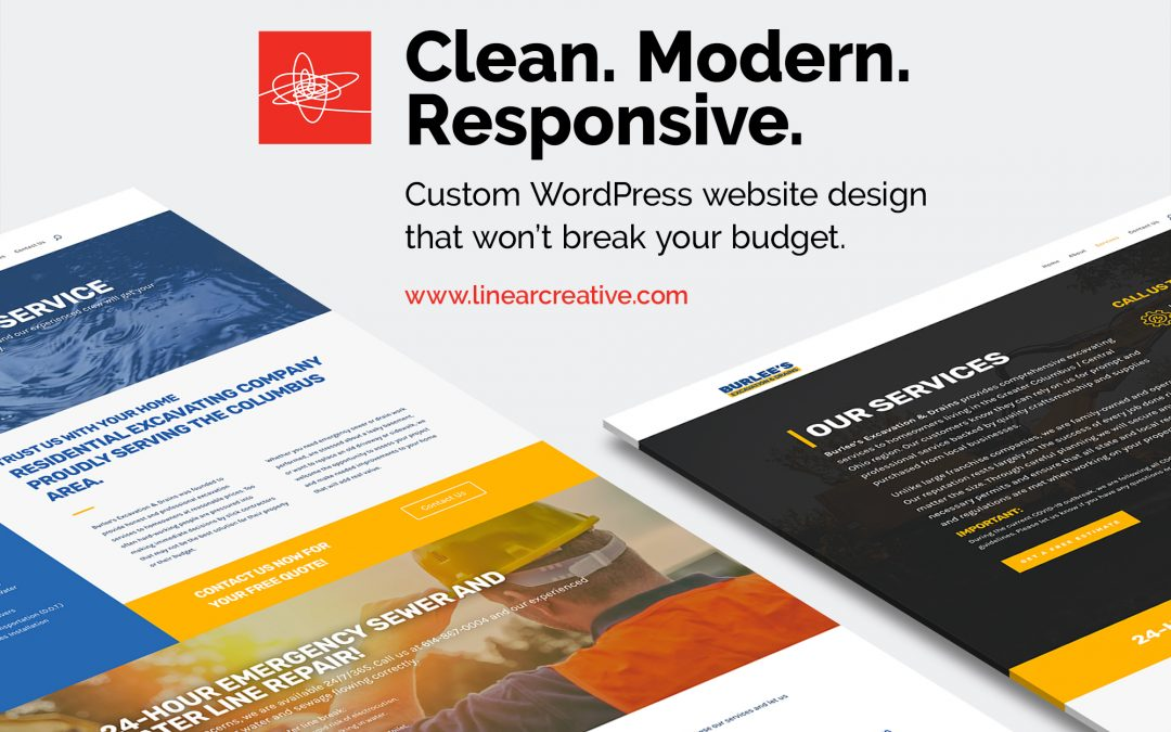 Linear Creative - Website - Digital Marketing