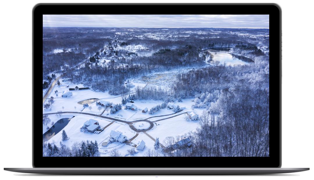 Aerial & Drone Photography - Columbus & Cleveland Ohio