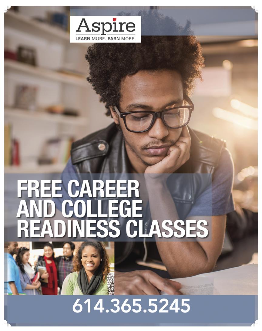 Columbus City School - Aspire - Posters Series