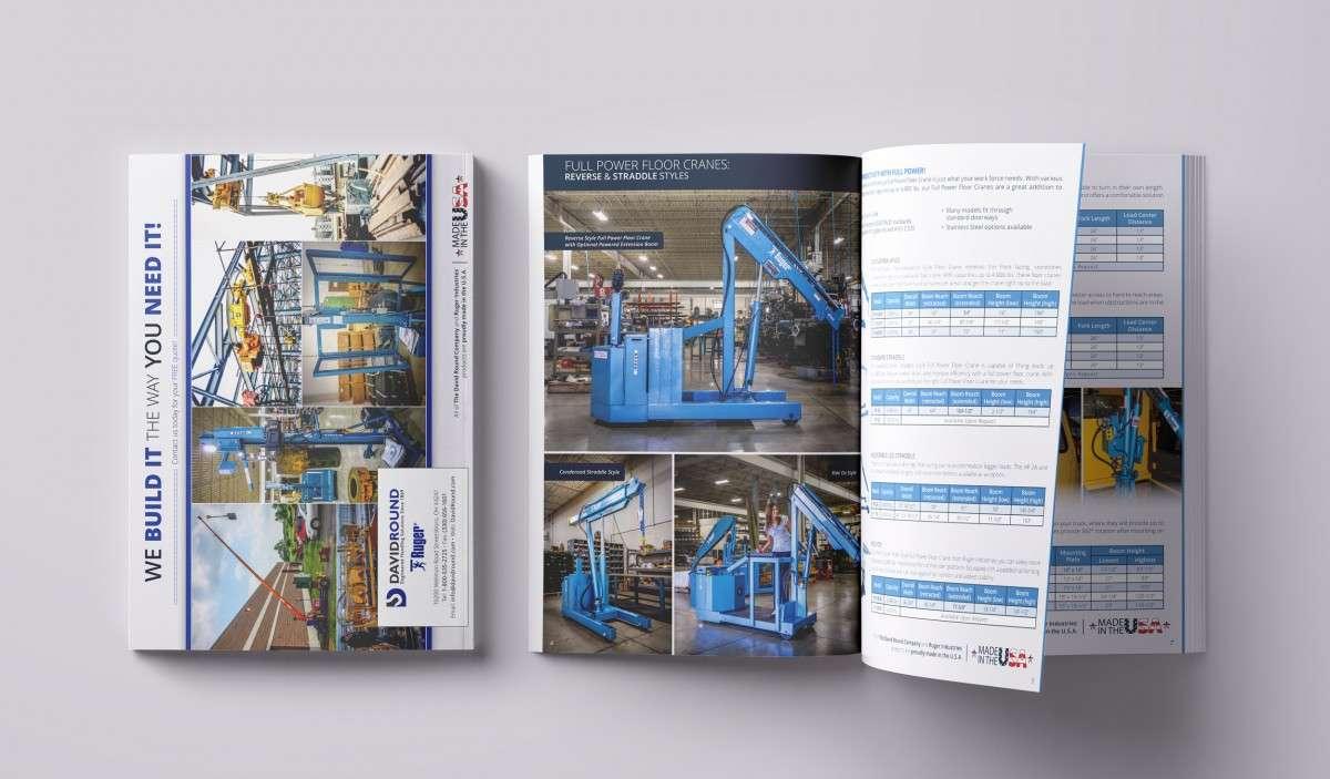 DavidRound - Sales Catalog