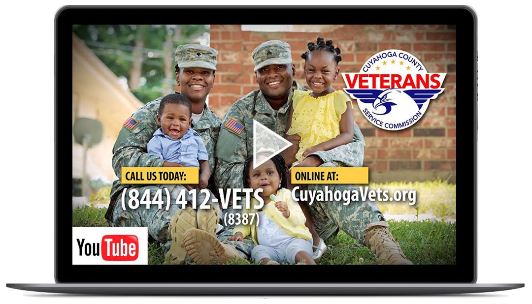 Cuyahoga County Veterans - Video