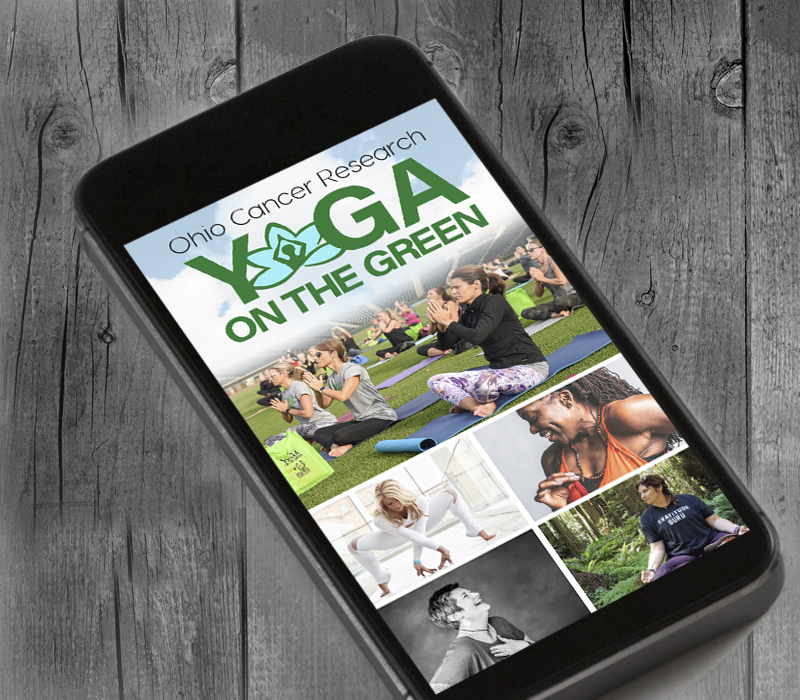 Ohio Cancer Research - Yoga On The Green - Event Planning