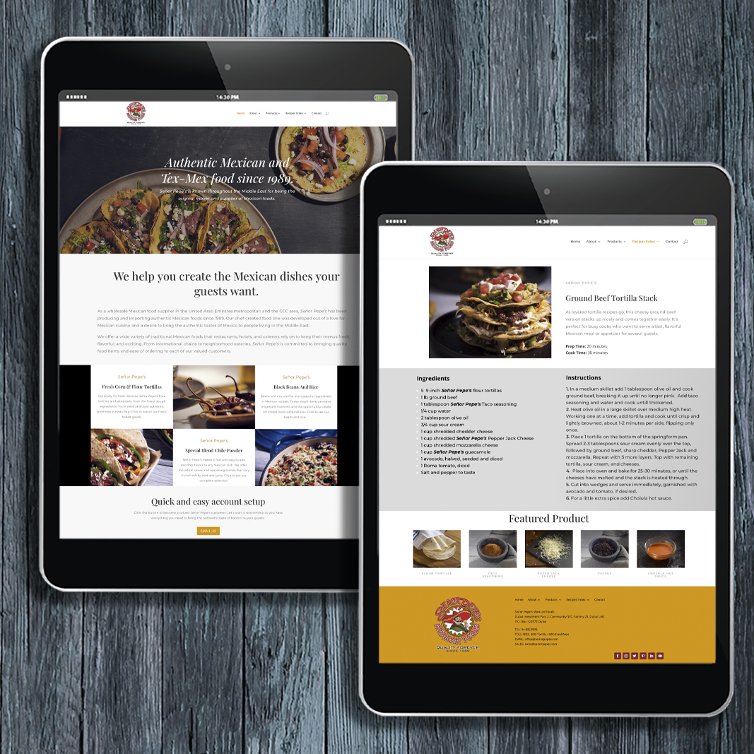 Website Design - Cleveland & Columbus Ohio