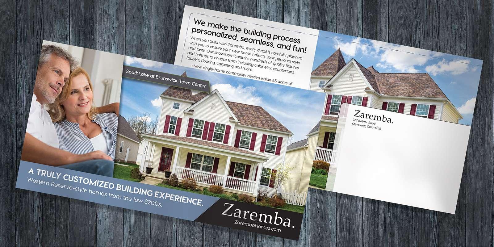 Zaremba - Postcard Series 5