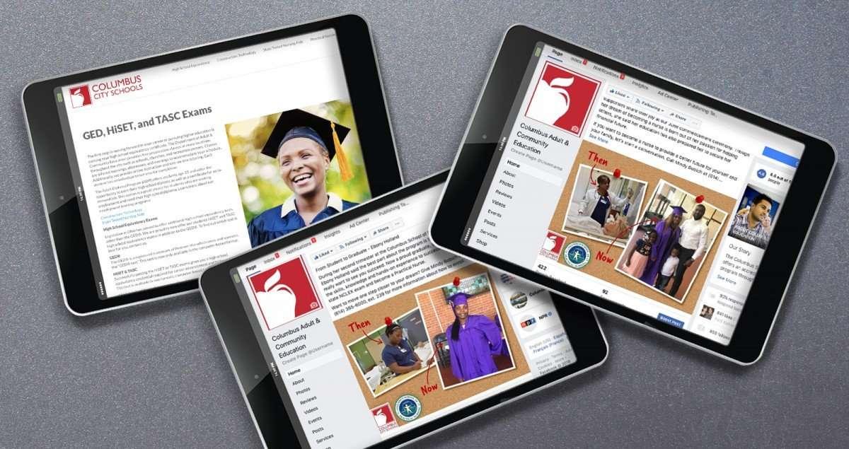 Columbus City Schools Digital Marketing