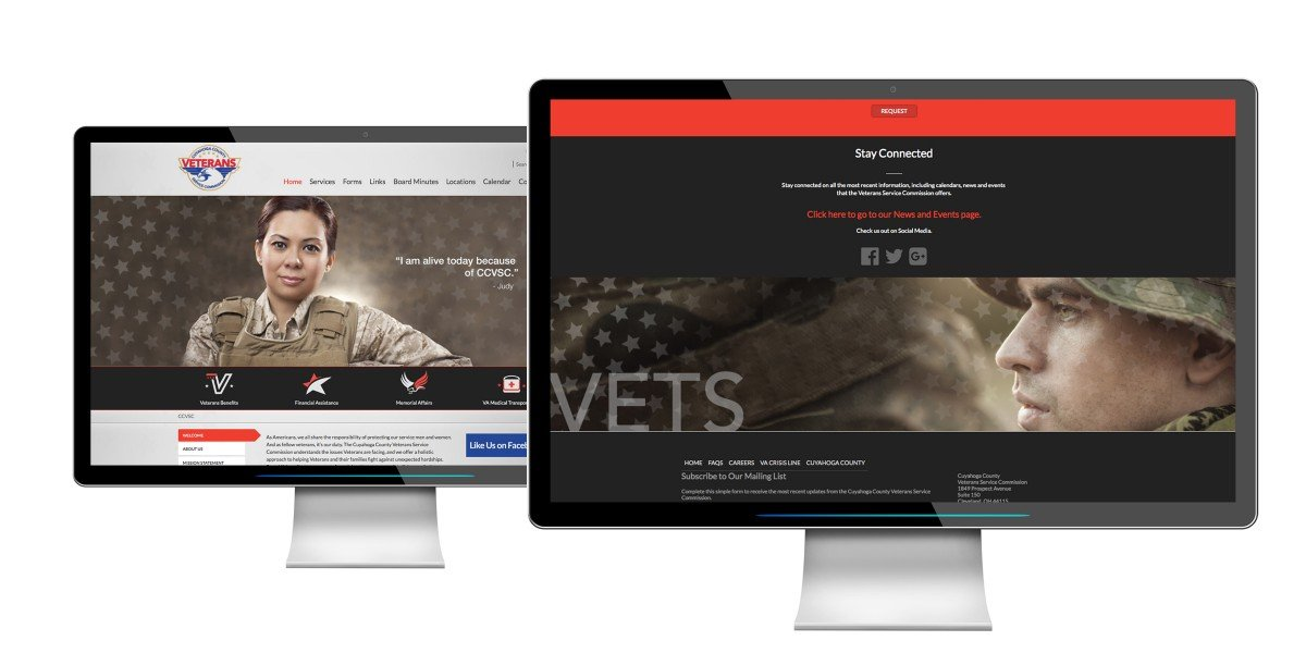 CUY-VETS-Rebranding Website