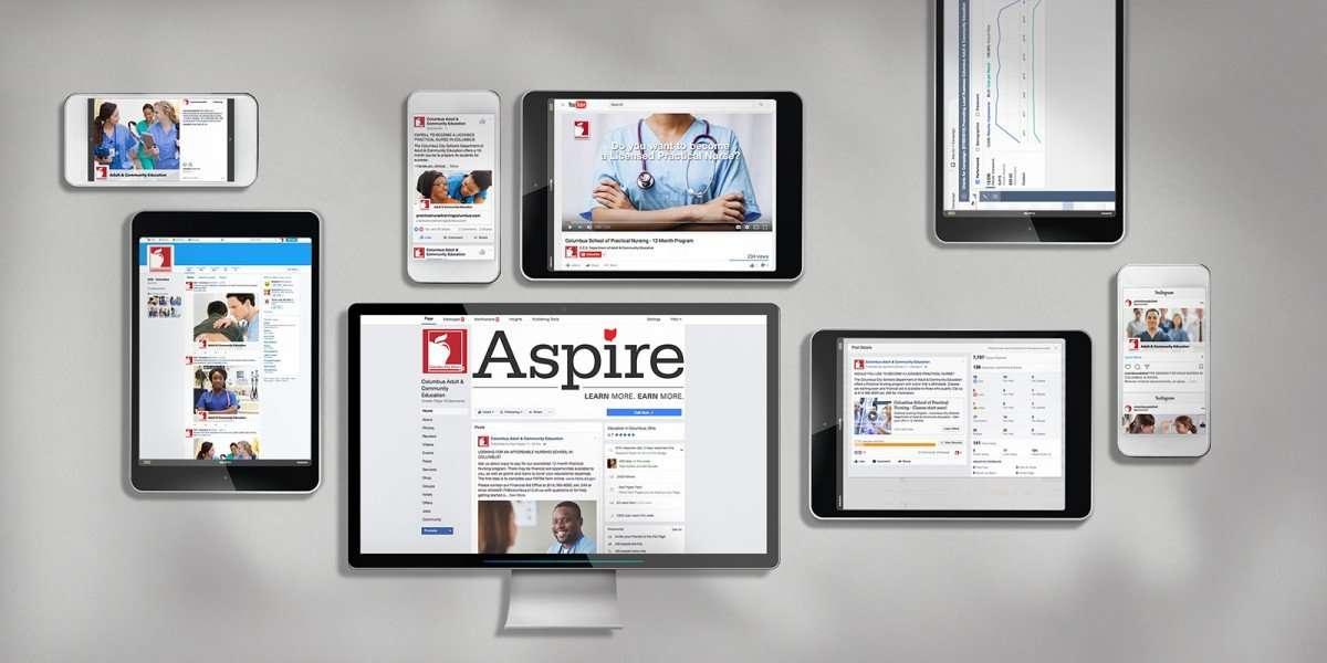 Columbus Nursing Digital Branding