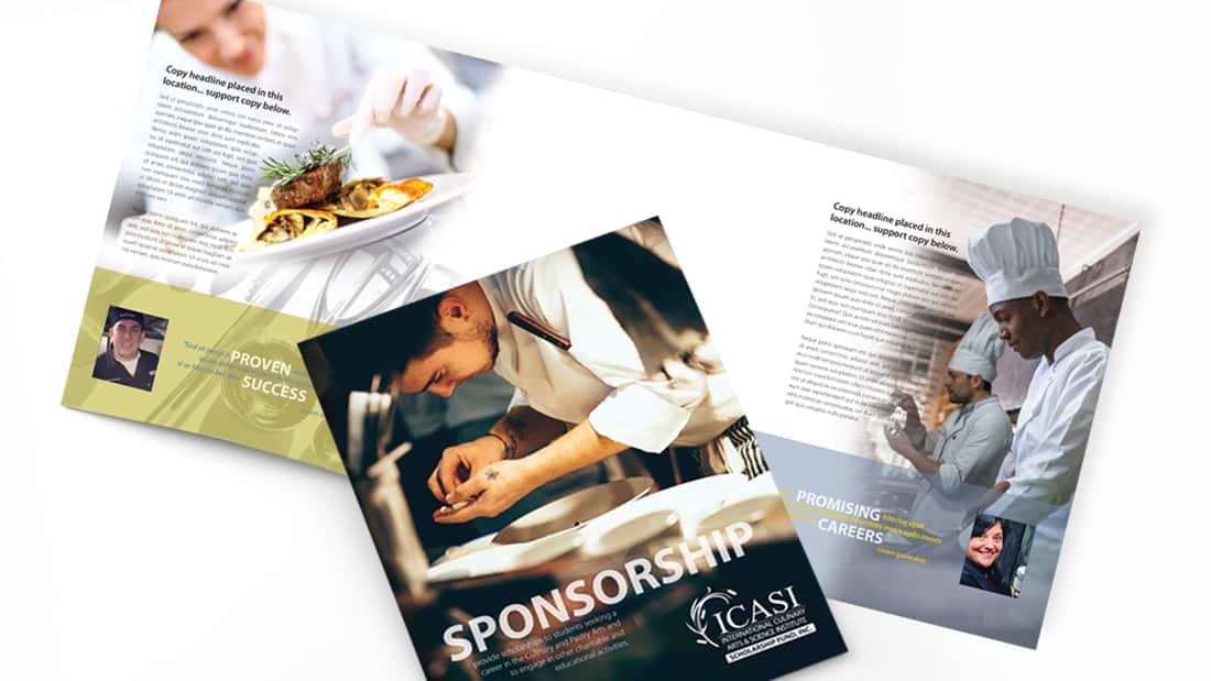ICASI Sponsorship Folder