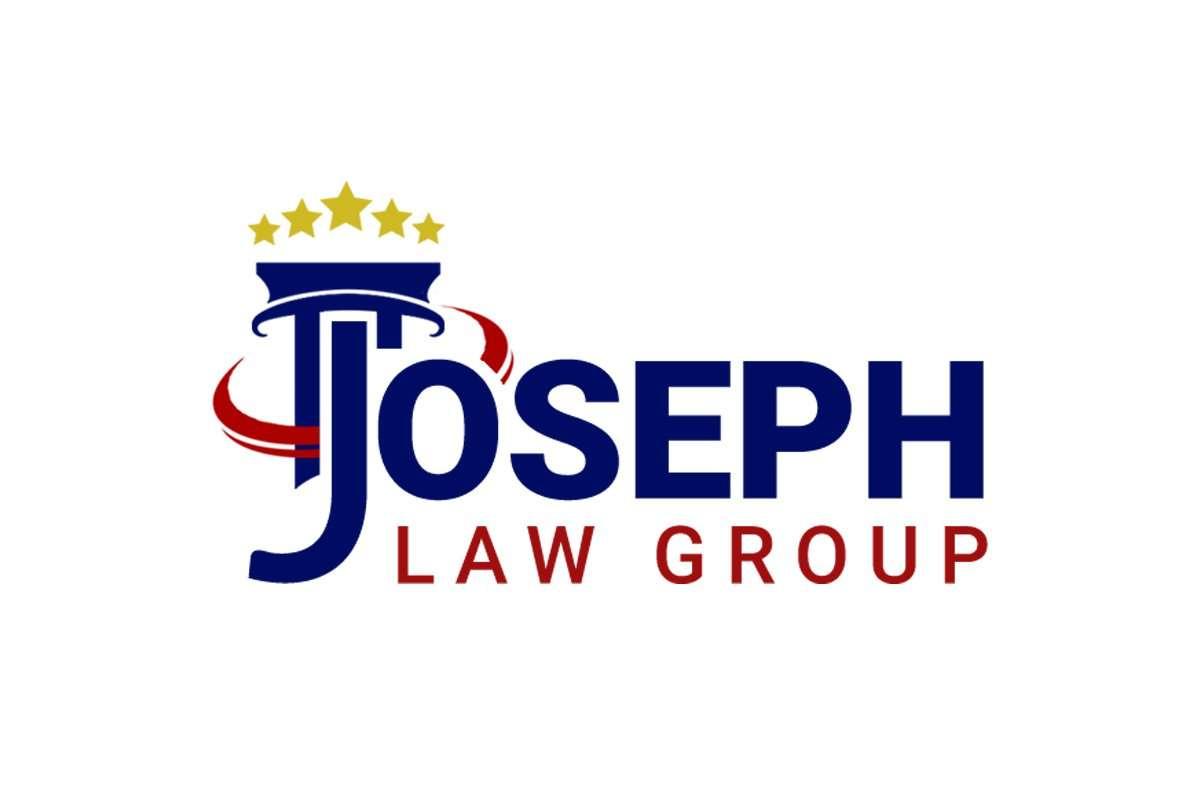 Joseph Law Group Logo Design