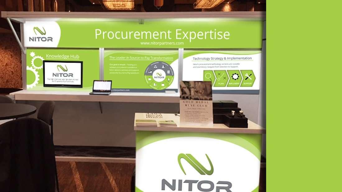 NITOR Trade Show Display Design