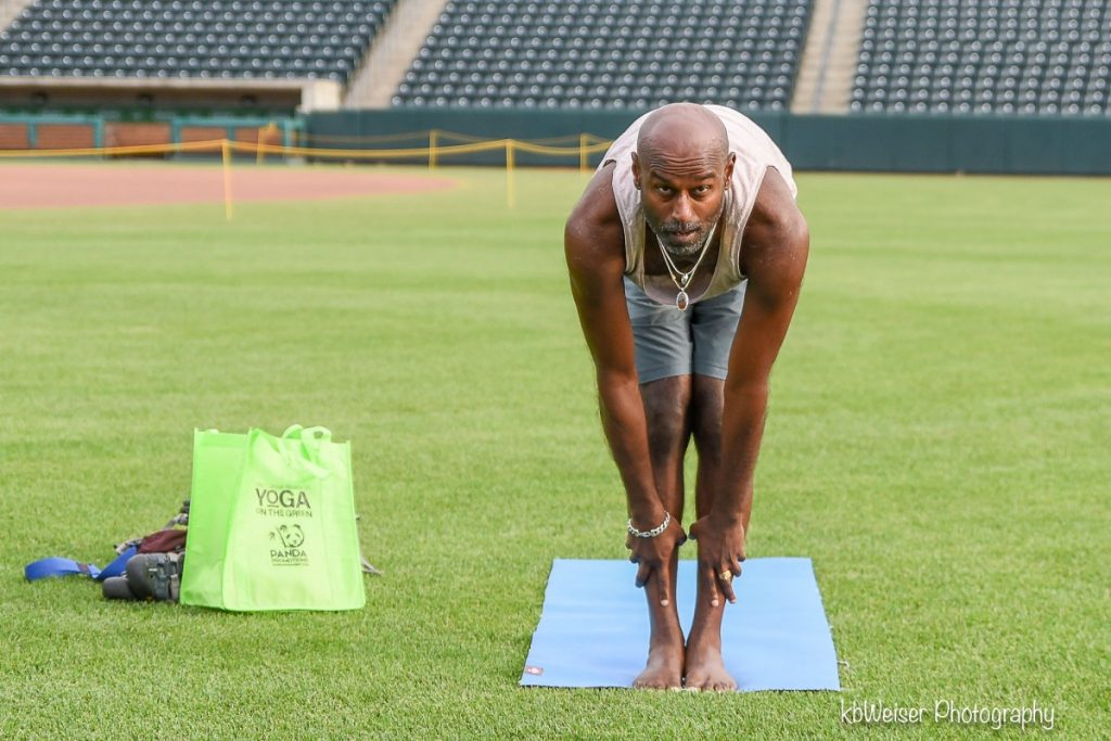 OCR Yoga On The Green 7