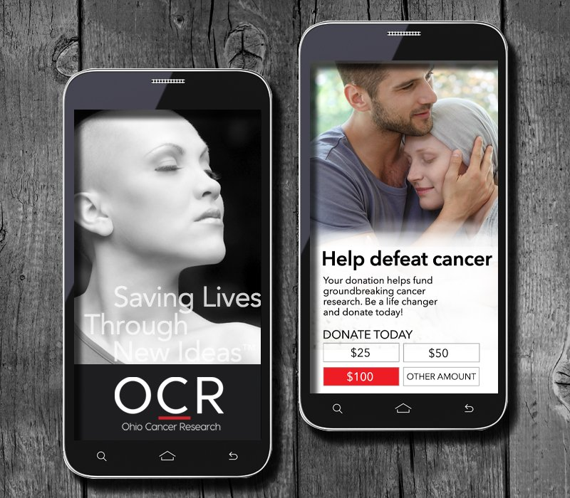 Ohio Cancer Research Social Media