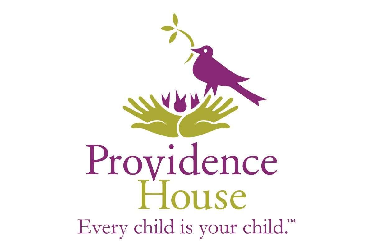 Providence House Logo Design
