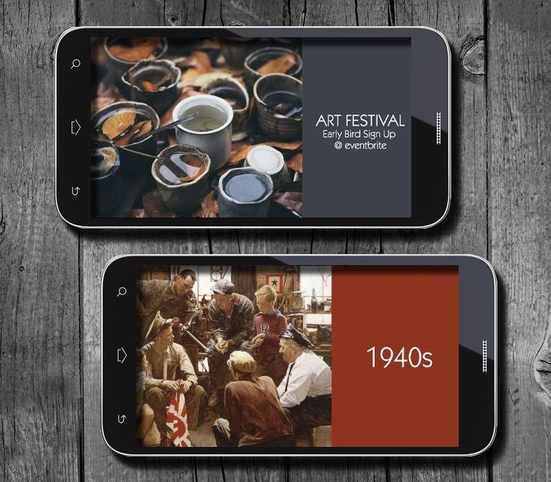 Social Media Event Campaign