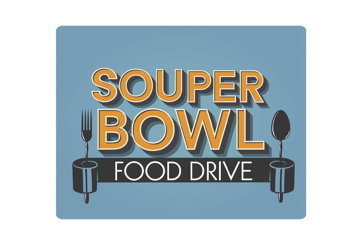 Souper Bowl Logo Design