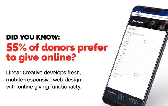 Marketing Donor Support